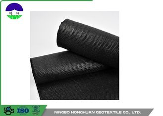 Pp Split Film Woven Geotextile Fabric High Strength 120kn / 84kn Swg120-84